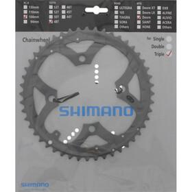 Shimano Deore FC-M590 Kettenblatt 9-fach grau